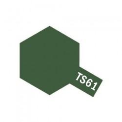 Tamiya Color Spray Paint - Matt Nato Green TS-61