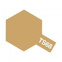 Tamiya Color Spray Paint - Matt Wooden Deck Tan TS-68