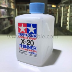 Tamiya Enamel Thinner X-20 250ml 80040
