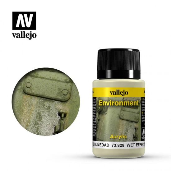 AV Vallejo Weathering Effect - WET EFFECTS 40ml