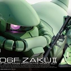 RG 1/144 [04] MS-06F Zaku II