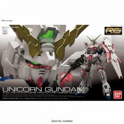 RG 1/144 [25] Unicorn Gundam