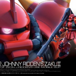 RG 1/144 [26] MS-06R-2 Johnny Ridden's Zaku II