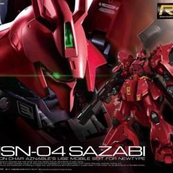 RG 1/144 [29] Sazabi