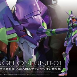 RG EVA-01 Multipurpose Humanoid Decisive Weapon Artificial Human Evangelion Unit 01