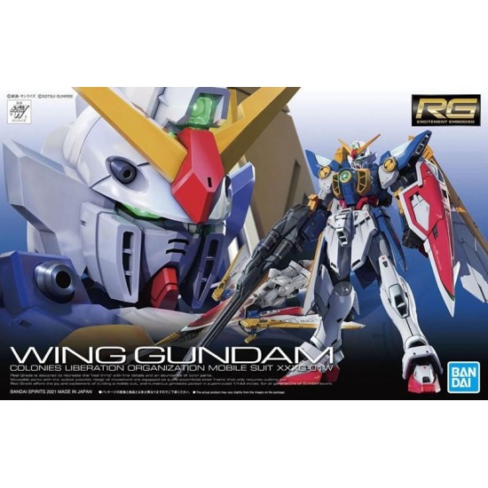 RG 1/144 [35] Wing Gundam