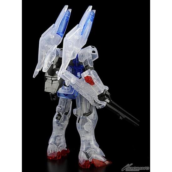 HGUC 1/144 V Dash Gundam Clear Color