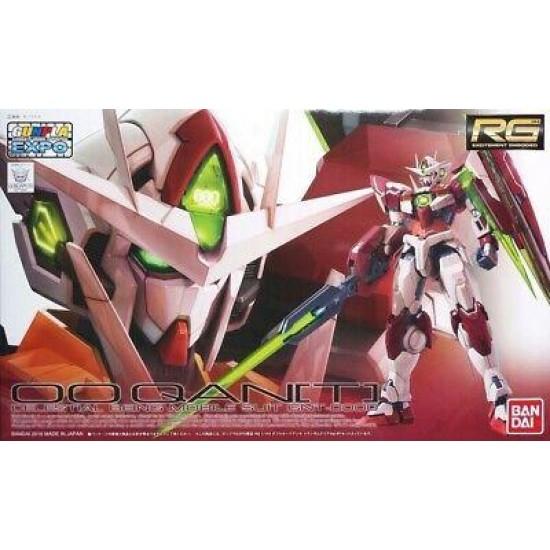 RG 1/144 OO Raiser Gundam Expo Ver.
