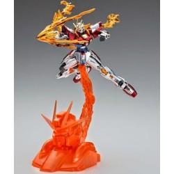 HGBF 1/144 Build Burning Gundam Full Color Chrome Ver. SP Set