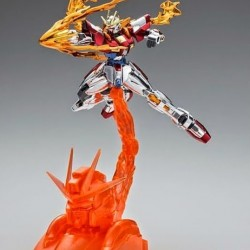 HGBF 1/144 Build Burning Gundam Full Color Chrome Ver. SP Set