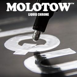 Molotow Liquid Chrome Silver 4.0mm Marker type