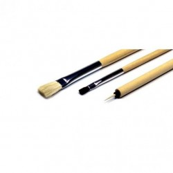 Tamiya Painting Modeling Basic Brush Set 87066