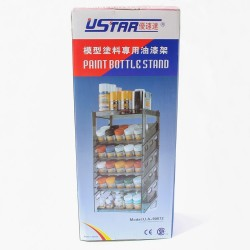 Ustar Paint Bottle Storage