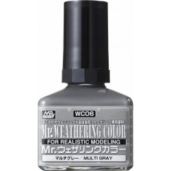 Mr.Hobby Weathering Multi Gray WC06