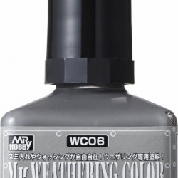 Mr.Hobby Weathering Multi Gray WC06