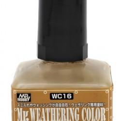 Mr.Hobby Weathering WC16 Ocher Soil