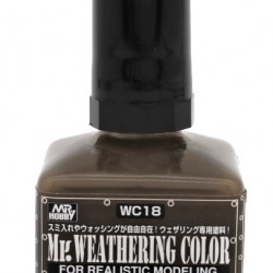 Mr.Hobby Weathering WC18 Shade Brown