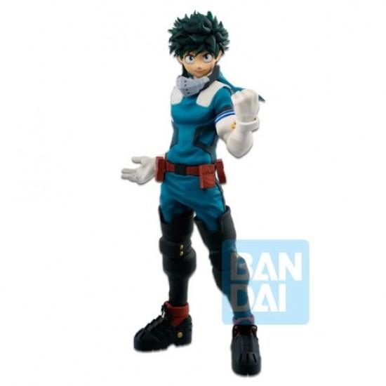 Bandai Ichibansho Figure My Hero Academia Fighting Heroes Feat. One's Justice - Izuku Midoriya