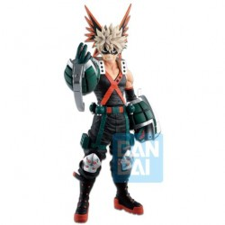 Bandai Ichibansho Figure My Hero Academia Fighting Heroes Feat. One's Justice - Katsuki Bakugo