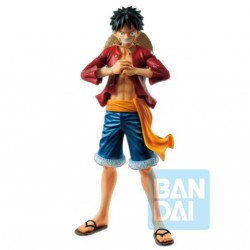 Bandai Ichibansho Figure One Piece The Bonds of Brothers - Monkey D Luffy