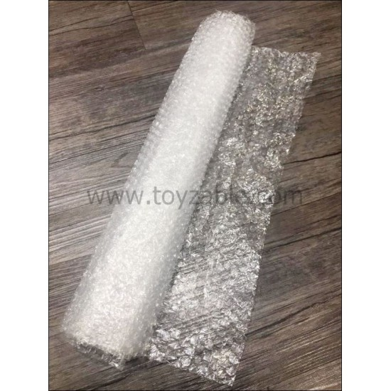 Extra bubble wrap service