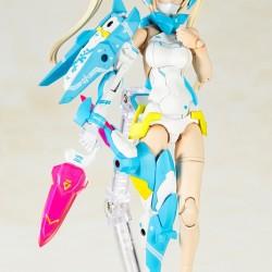 Kotobukiya Plastic Model Megami Device - Asura Ninja Aoi