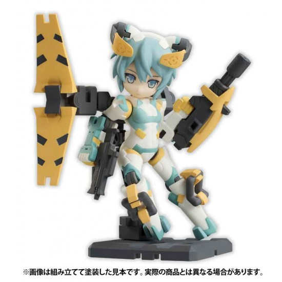 MegaHouse Desktop Army B-101s Sylphy Series Beta Platoon Update Ver.