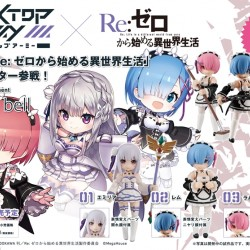 Megahouse Desktop Army - Re:Zero - Starting Life in Another World