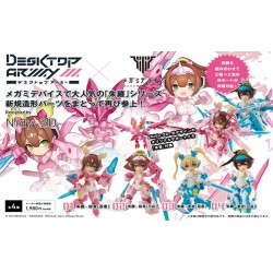 Megahouse Desktop Army Megami Device - Asura Series Another Color Ver.