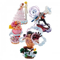 Megahouse Log Box One Piece Re:Birth Whole Cake Island Ver.