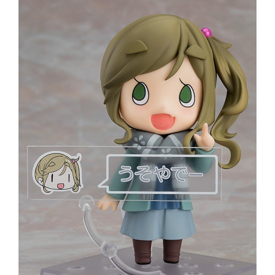 [PreOrder] GSC Nendoroid 1097 Laid-Back Camp - Aoi Inuyama (Re-issue)