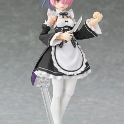 [PreOrder] GSC Max Factory Figma 347 Re:ZERO -Starting Life in Another World- Ram