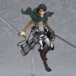 [PreOrder] GSC Max Factory Figma 213 Attack on Titan – Levi (Re-issue) (Limited Production)
