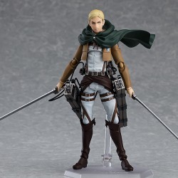 [PreOrder] GSC Max Factory Figma 446 Attack on Titan - Erwin Smith (Re-issue) (Limited Production)