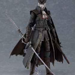 [PreOrder] GSC Max Factory Figma 536 Bloodborne: The Old Hunters - Lady Maria of the Astral Clocktower