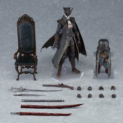 [PreOrder] GSC Max Factory Figma 536-DX Bloodborne: The Old Hunters - Lady Maria of the Astral Clocktower: DX Edition