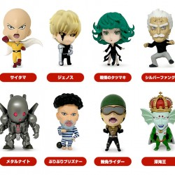 [PreOrder] GSC 16d Collectible Figure Collection: ONE-PUNCH MAN Vol. 2 (Set of 8, trading figure)