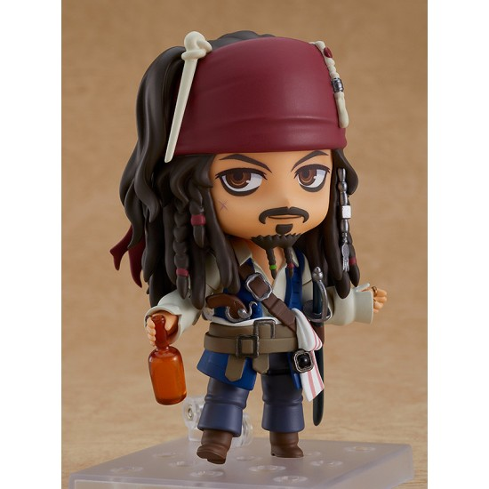 [PreOrder] GSC Nendoroid 1557 Pirates of the Caribbean: On Stranger Tides - Jack Sparrow