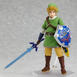 [PreOrder] GSC Figma 153 The Legend of Zelda: Skyward Sword - Link (ふぃぐま りんく) (Re-issue)