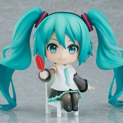 [PreOrder] GSC Nendoroid Swacchao! Hatsune Miku NT: Akai Hane Central Community Chest of Japan Campaign Ver.