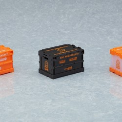 [PreOrder] GSC Nendoroid More Anniversary Container (Orange/Black/Clear)