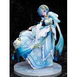[PreOrder] FURYU Corporation 1/7 Re:ZERO -Starting Life in Another World Rem -Hanfu-