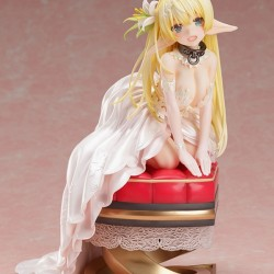 [PreOrder] FURYU Corporation 1/7 How NOT to Summon a Demon Lord Ω Shera L. Greenwood -Wedding Dress-