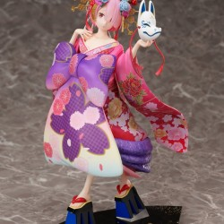 [PreOrder] FURYU Corporation 1/7 Re:ZERO -Starting Life in Another World-  Ram -Oiran-