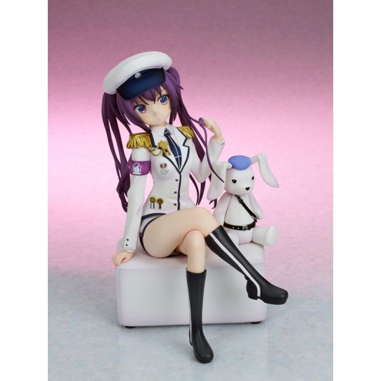 [PreOrder] EMONTOYS 1/7 IS THE ORDER A RABBIT? - BLOOM Rize Military uniform Ver.