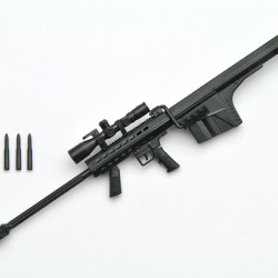 TomyTec 1/12 Military Series Little Armory LA004 M82A2 Type