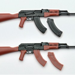TomyTec 1/12 Military Series Little Armory LA010 AKM Type