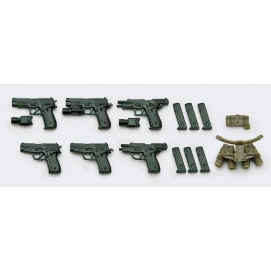TomyTec 1/12 Military Series Little Armory LA007 P226&P228 Type
