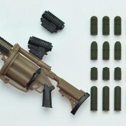 TomyTec 1/12 Military Series Little Armory LA013 M32MGL Type
