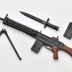 TomyTec 1/12 Military Series Little Armory LA014 Type64 Mini Rifle